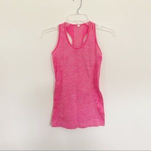 American Eagle Fitted Racerbank Workout Top
